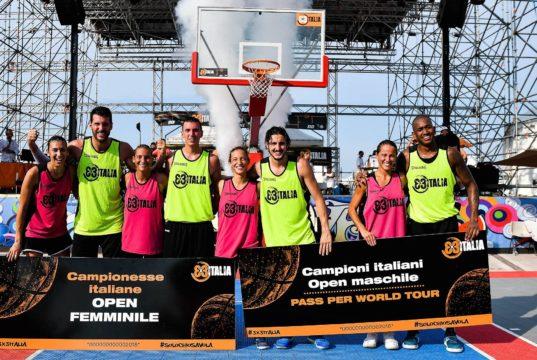 Campioni Italia 3x3