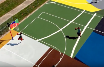 William LaChance campi da basket