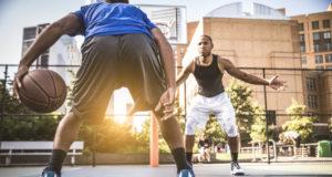 la difesa nel basket