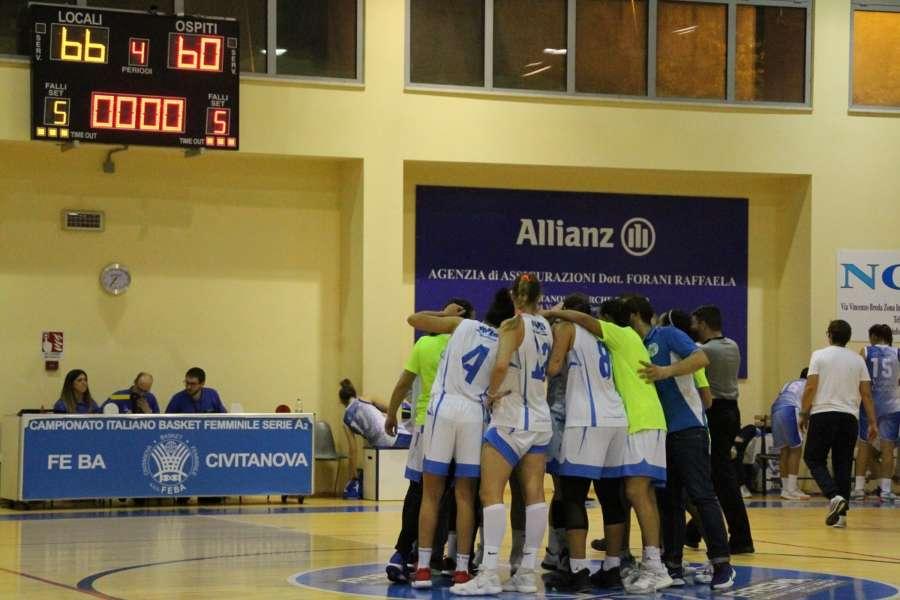 A2 femminile: la FEBA Civitanova Marche batte la Virtus Cagliari - Basket World Life