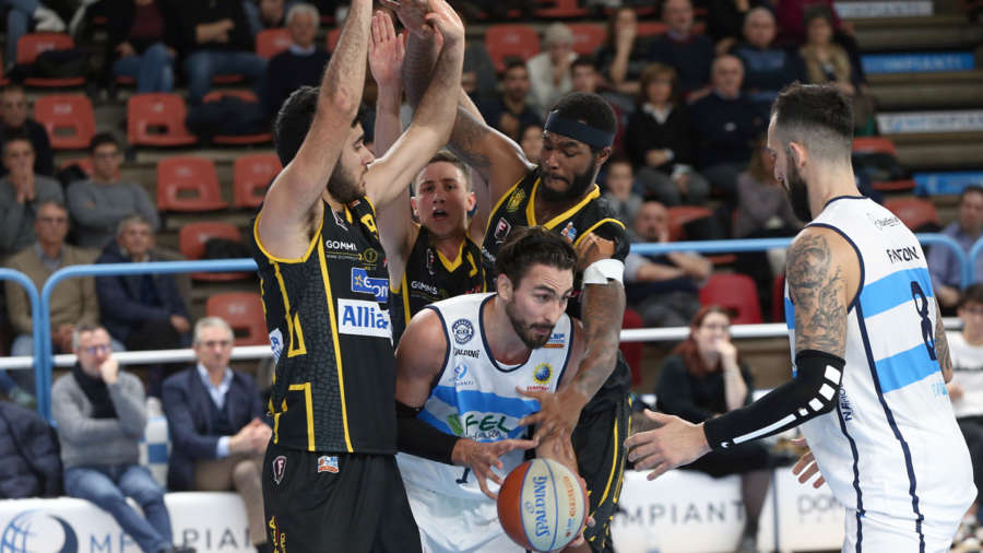 A2: Allianz Pazienza San Severo, il lunch match va a Ferrara - Basket World Life - Basket World Life