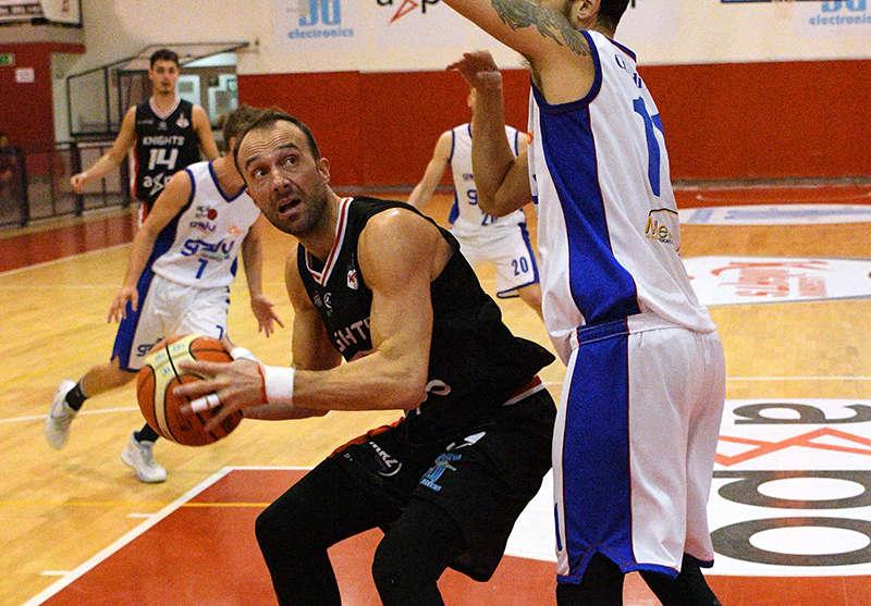 Serie C Gold: Legnano non sfata il tabù PalaKnights. Lissone corsaro 82-93 - Basket World Life