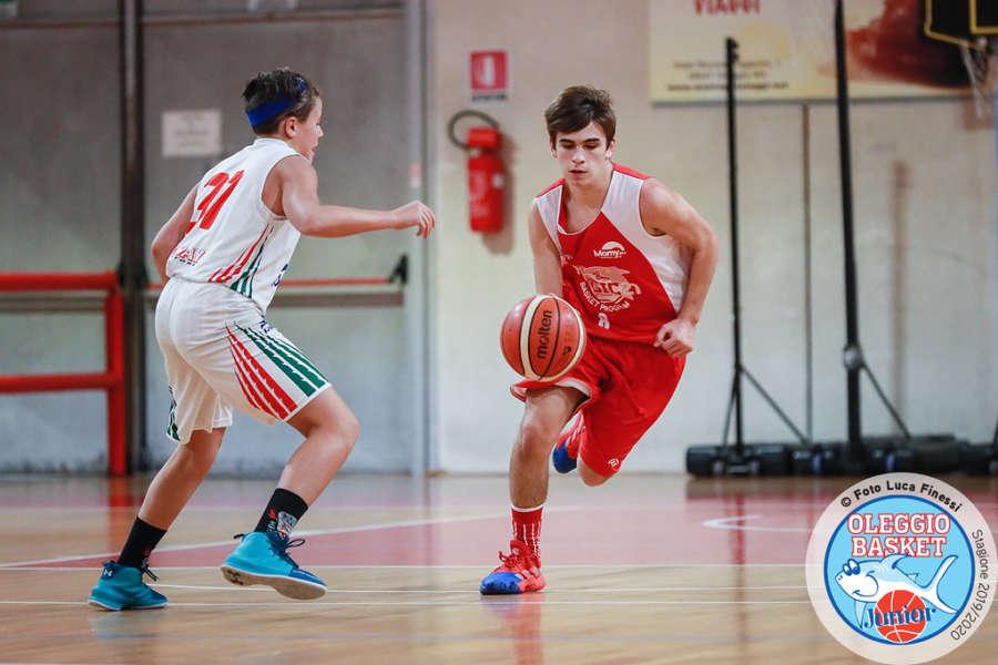 Oleggio Magic Basket: l'under 15 Gold supera Omegna - Basket World Life