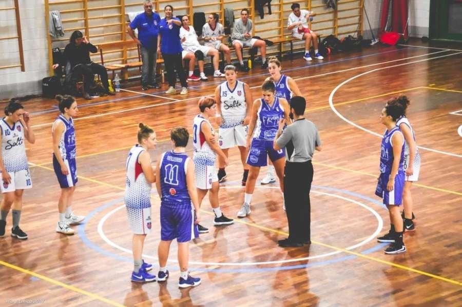 Promozione femminile: battuta d'arresto per la Frida PSM San Miniato - Basket World Life